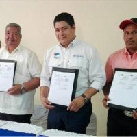 Suscritos convenios para proteger la Biosfera Tawahka y parque Patuca